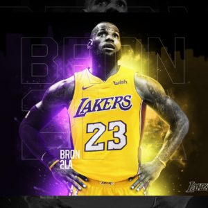 download Lebron James Lakers 2018