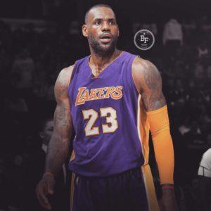 download LeBron James Los Angeles Lakers 2018