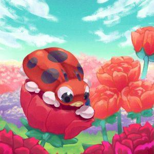 download Day 16 – Ledyba (playing on roses *^*) by hiko-kujaku on DeviantArt