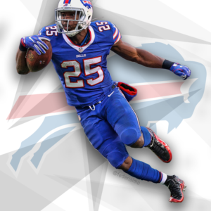 download I made a Lesean McCoy phone walpaper. Check it out : buffalobills