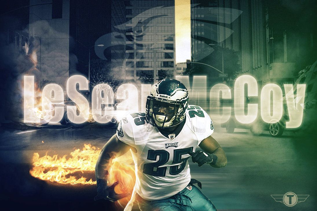 Lesean McCoy wallpaper by Tezign on DeviantArt