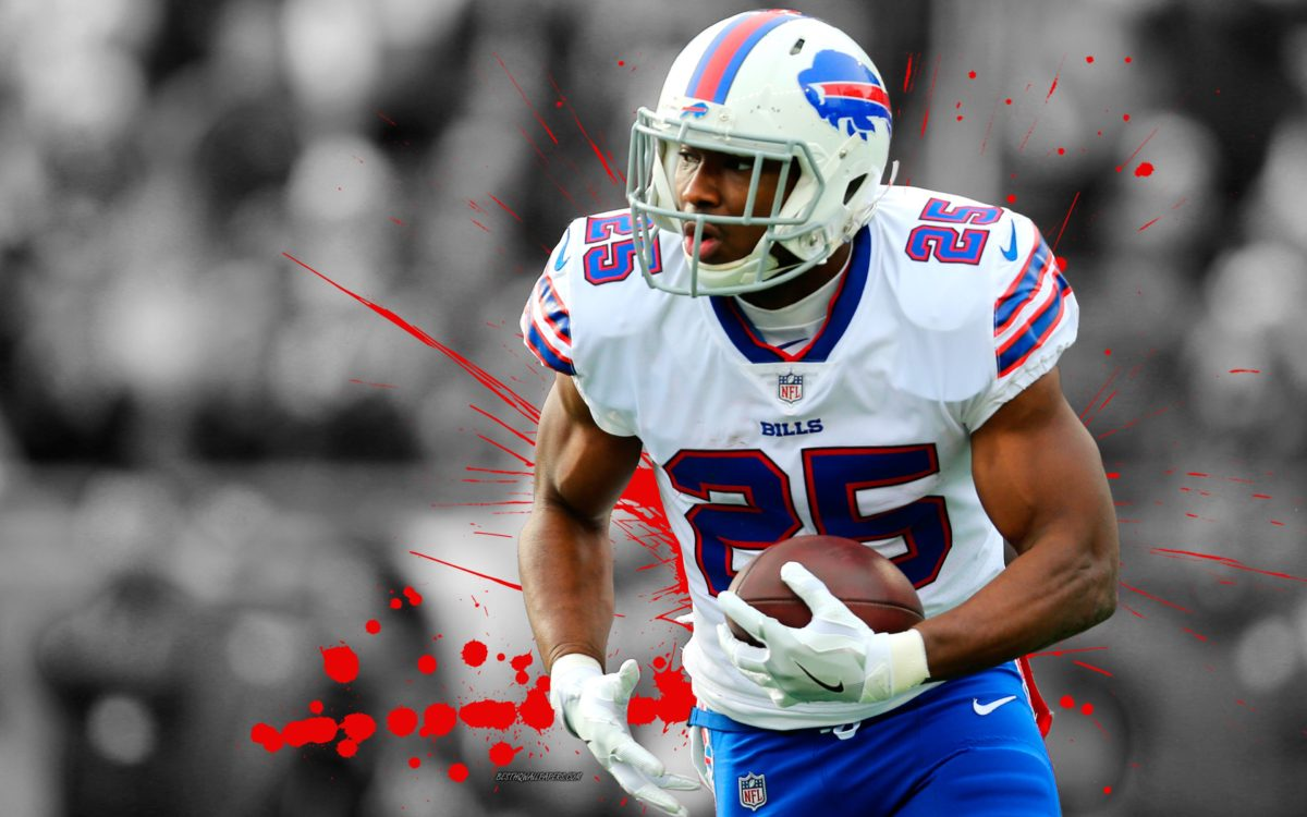 Download wallpapers LeSean McCoy, 4k, american football, Shady …