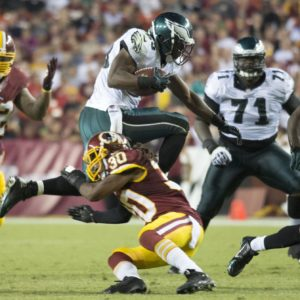 download LeSean McCoy Touchdown: Eagles' RB Makes Washington Look Silly On 34 …