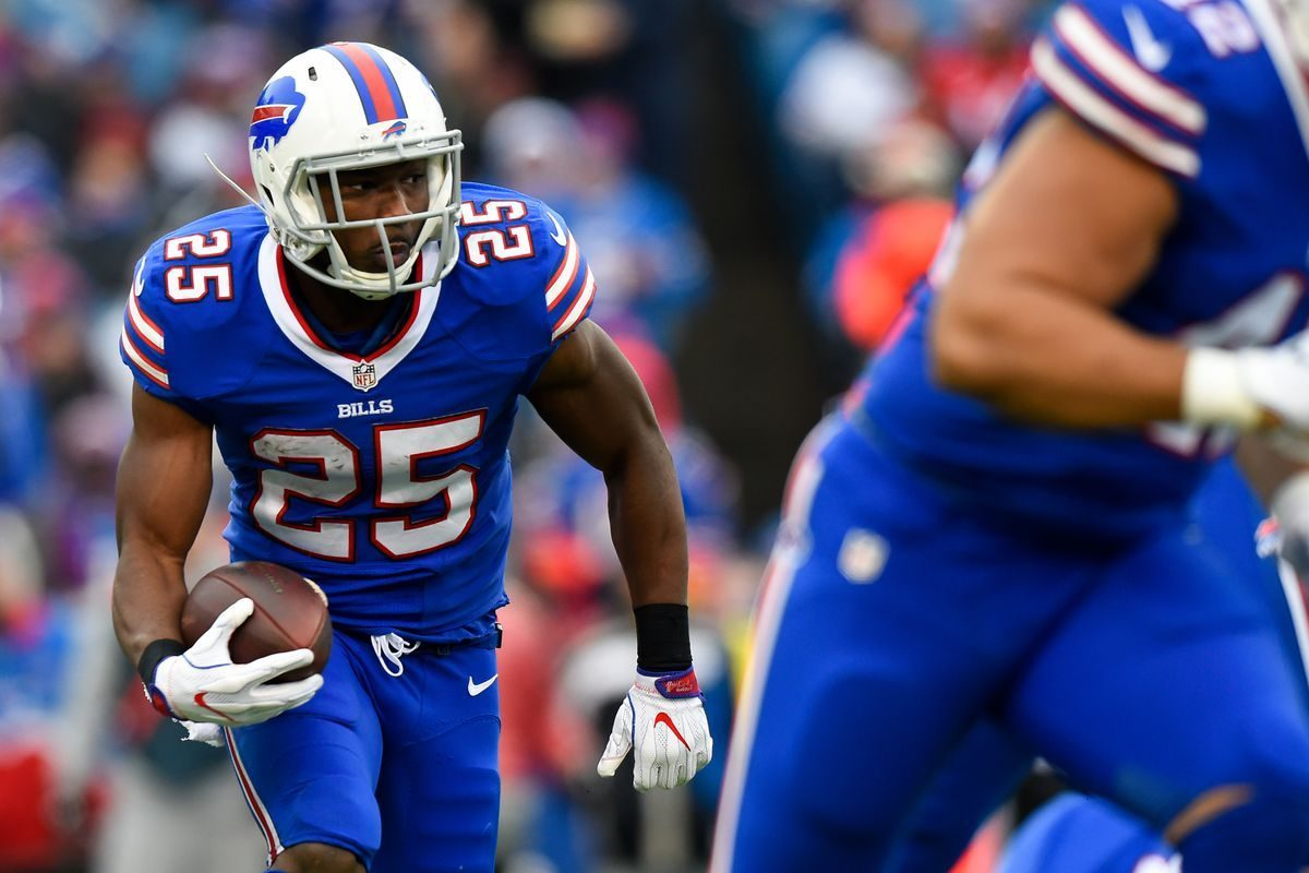 LeSean McCoy possible to return vs. Jets with an ankle injury …