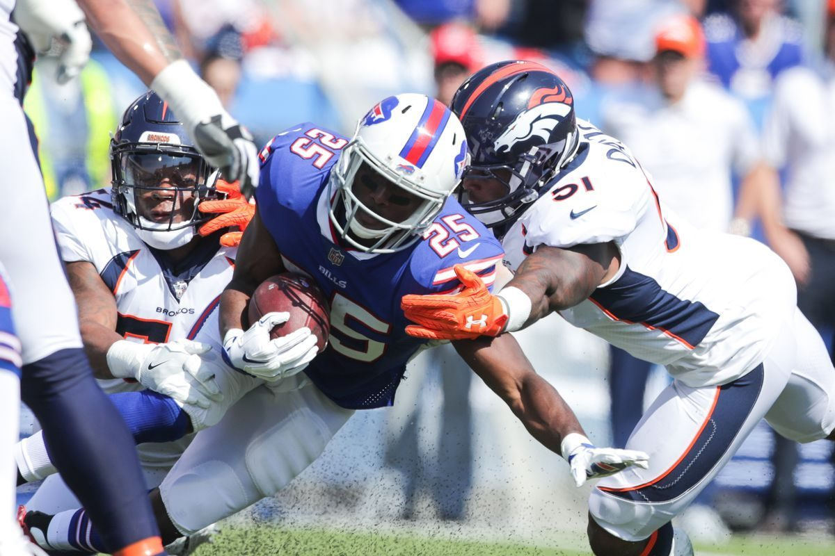 Fantasy Football Week 4 Thread – Is LeSean McCoy in Trouble? – Windy …