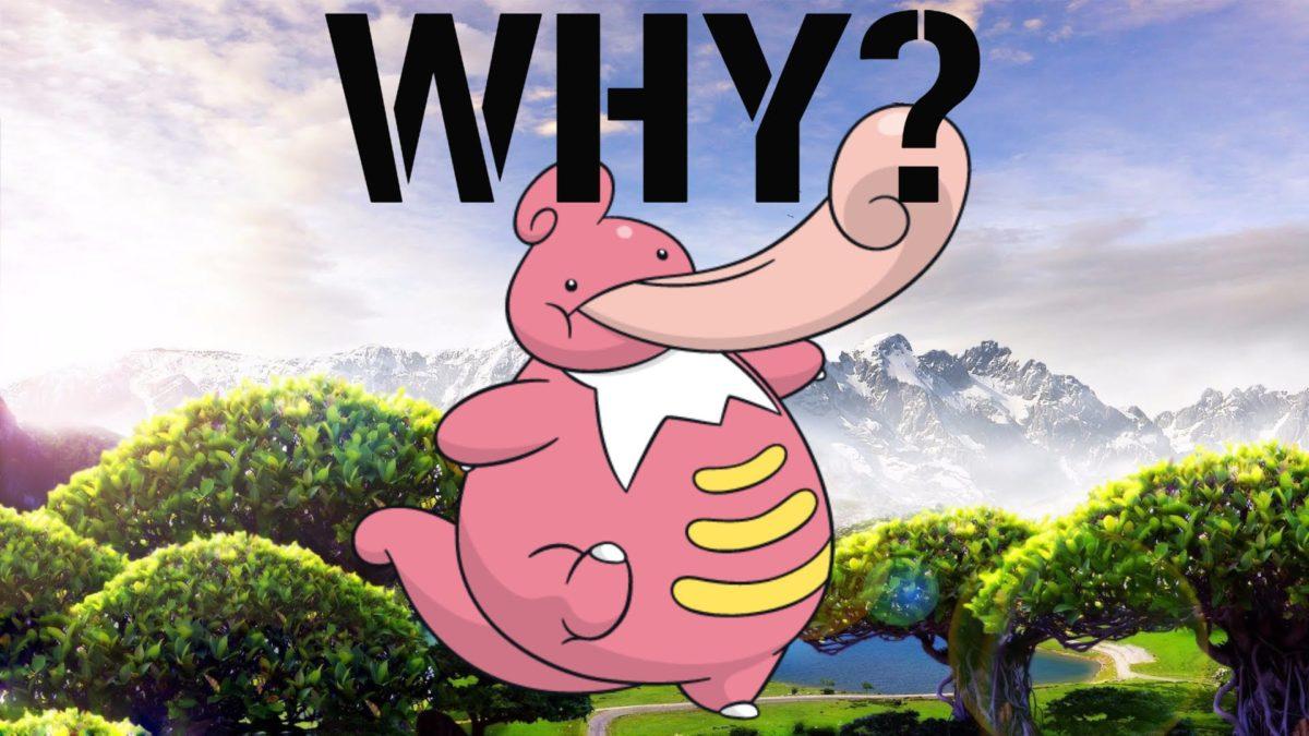 Why Mega Evolve? #108 Lickilicky – YouTube