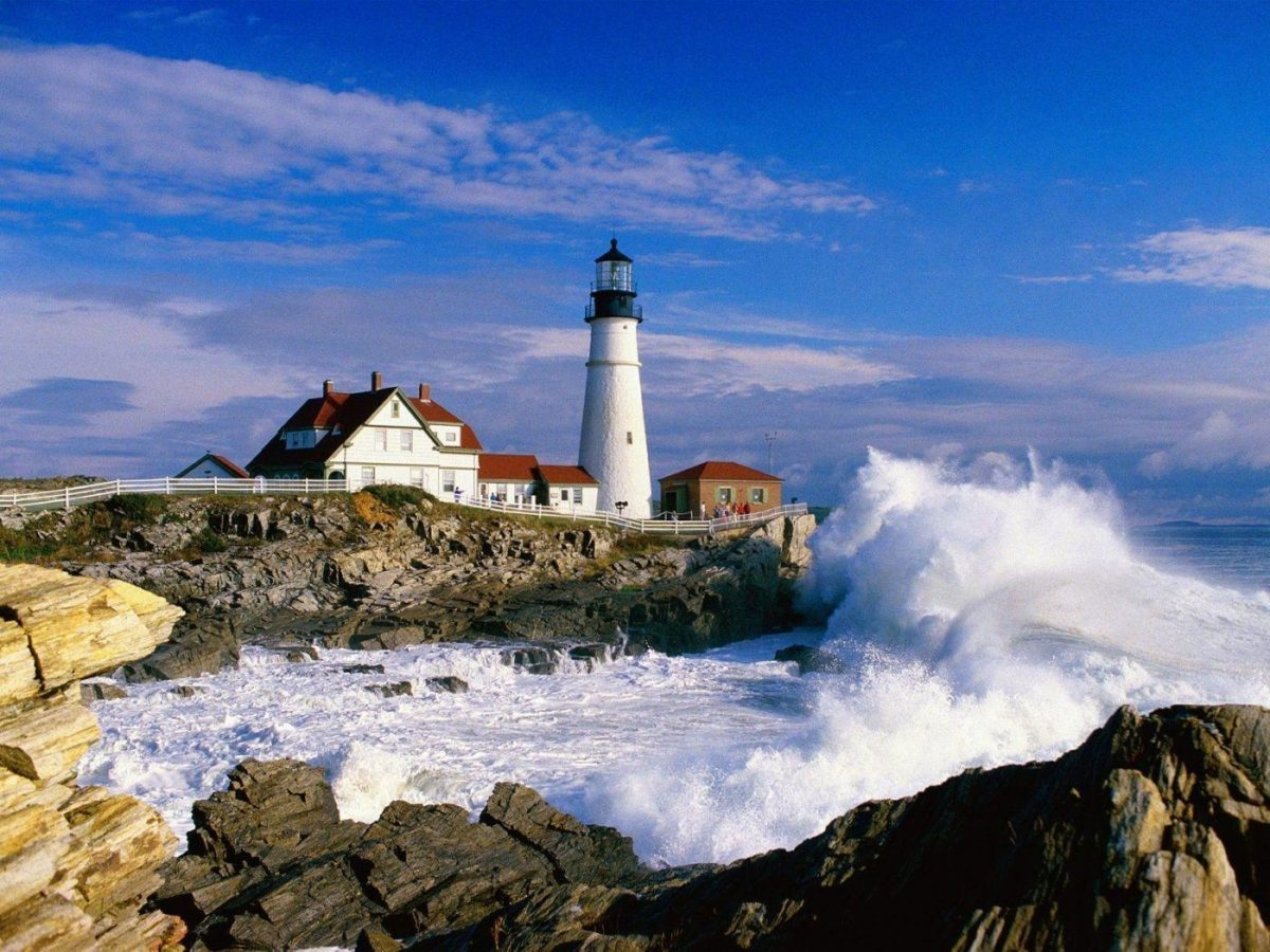 484 Lighthouse Wallpapers | Lighthouse Backgrounds Page 7