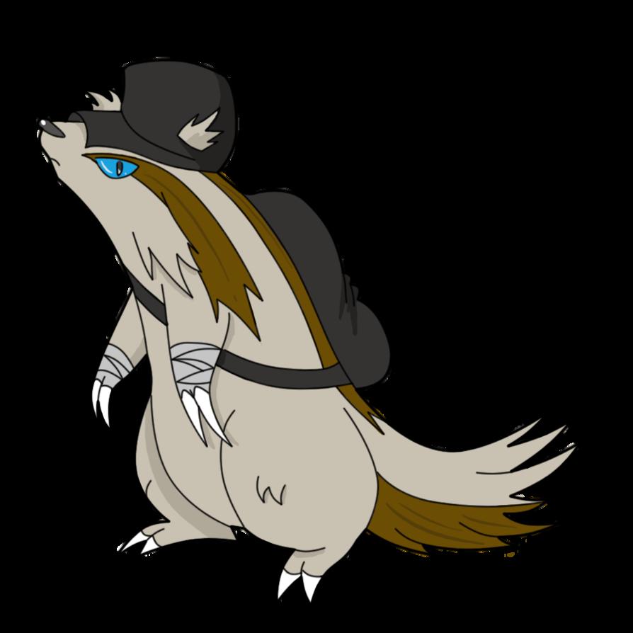 TF2 Pokemon – Scout Linoone by Jestermation on DeviantArt