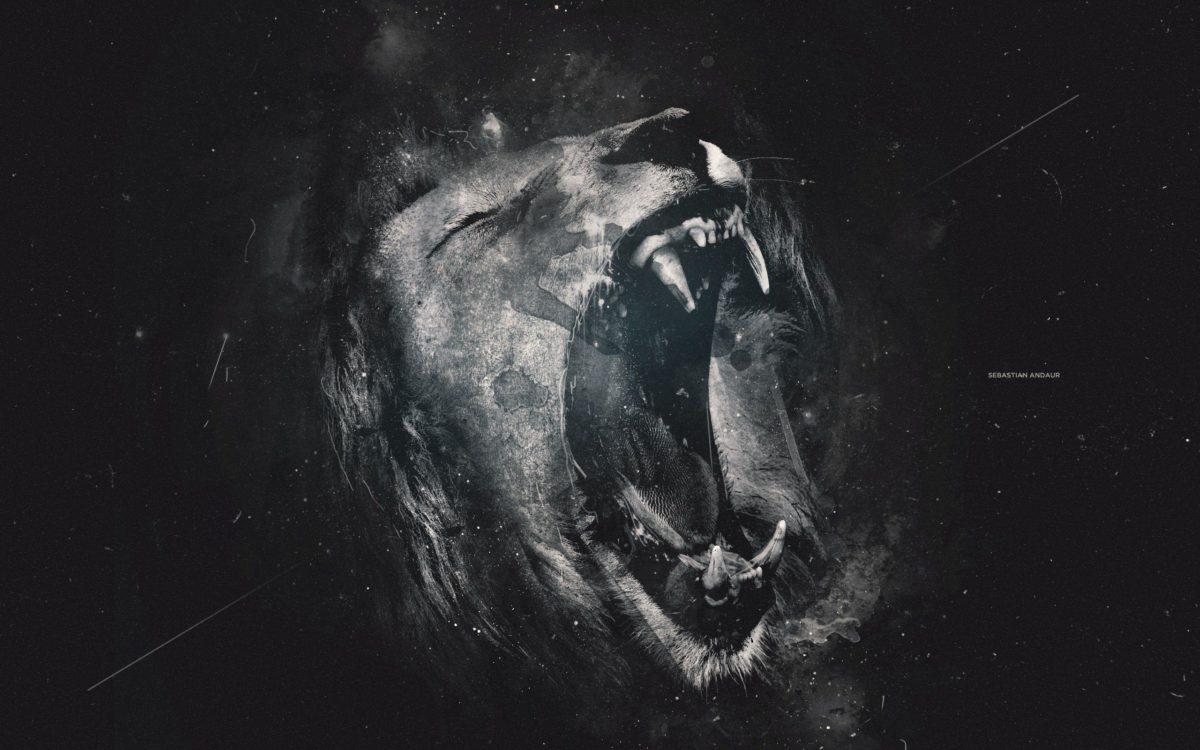 Lion Roar Animals Wallpaper HD #10237 Wallpaper | Cool …