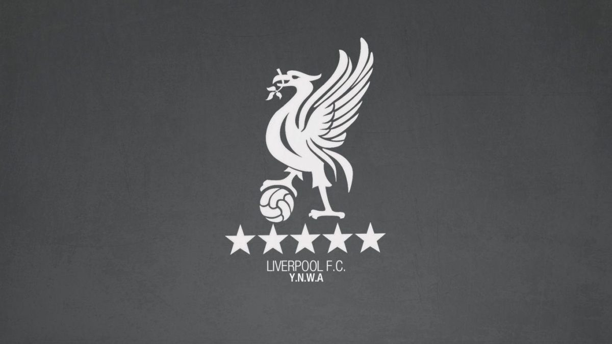 1366×768 Liverpool FC YNWA desktop PC and Mac wallpaper