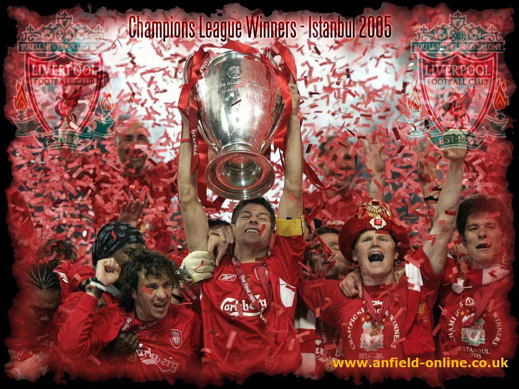 Liverpool FC Desktop Wallpaper – Anfield Online
