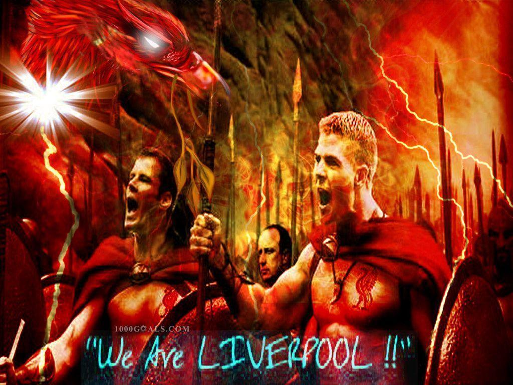 Liverpool FC wallpaper | 1000 Goals