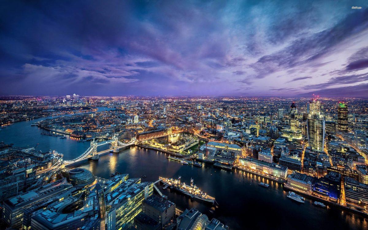 London lights wallpaper – World wallpapers – #