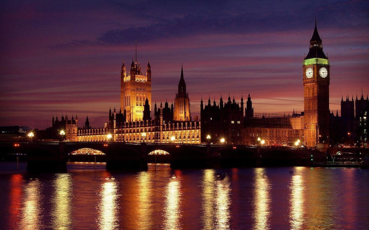 London at Night Wallpapers | HD Wallpapers