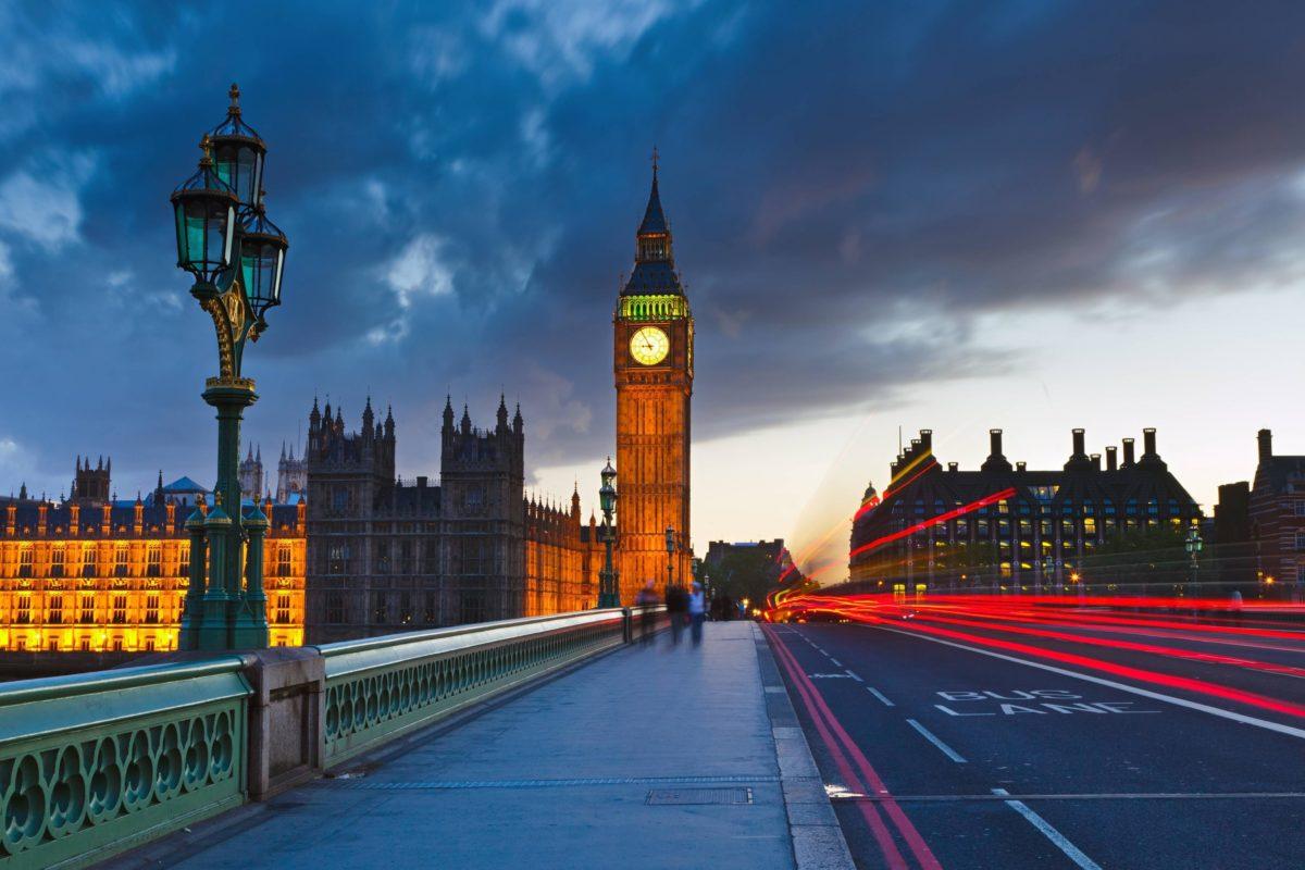 London At Night Desktop Wallpaper Download Wallpaper Big Ben At …
