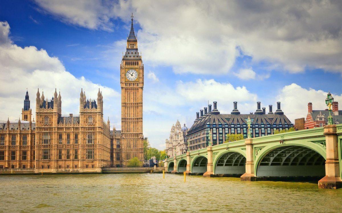 London Big Ben Wallpaper HD