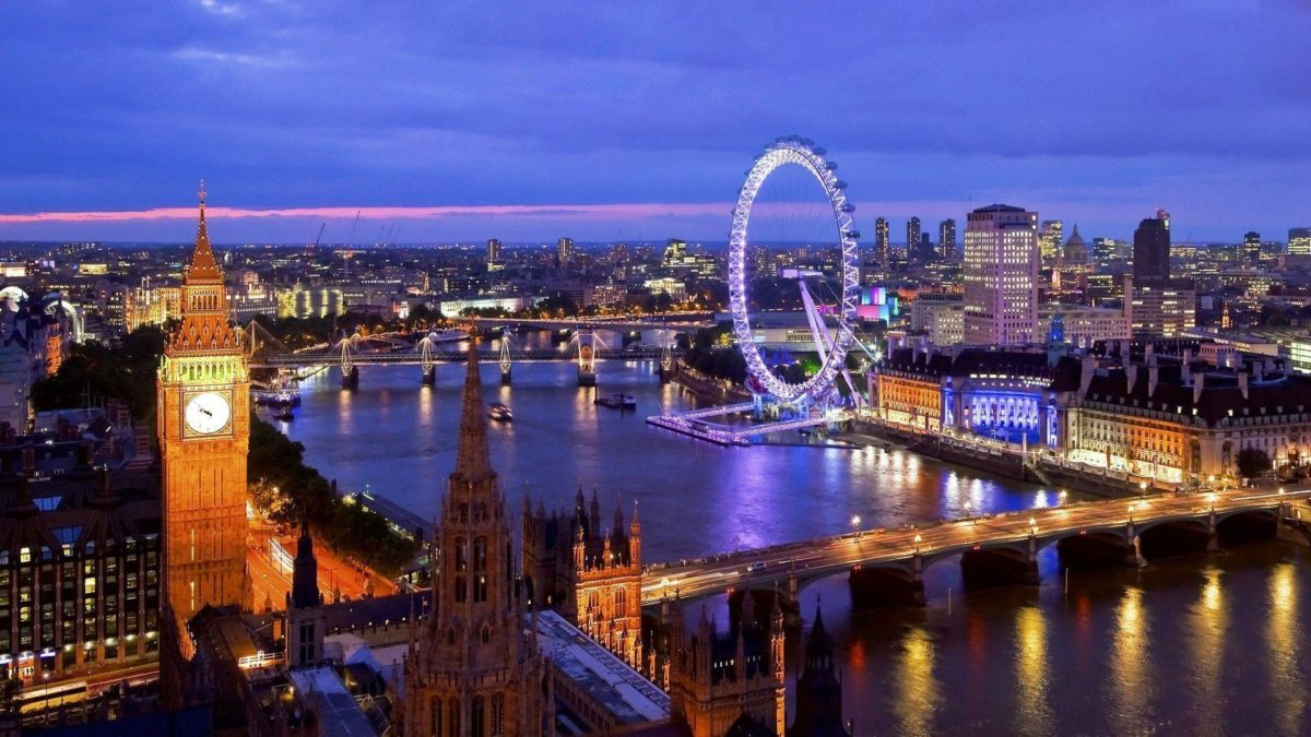London Desktop Wallpaper — Crafthubs