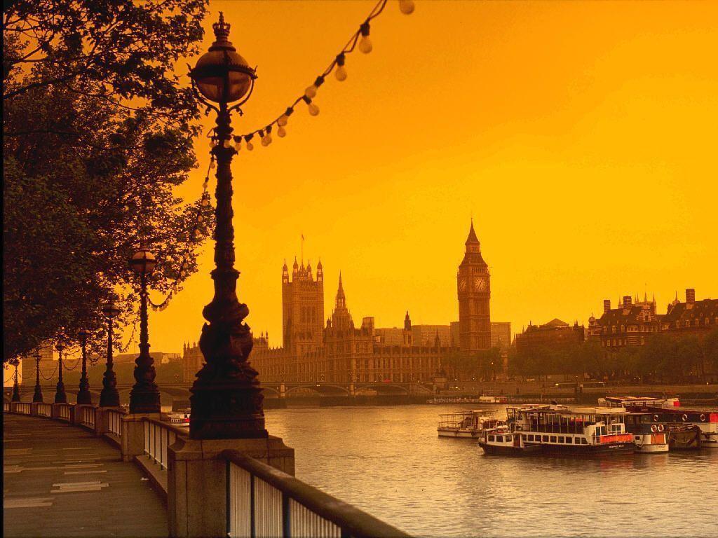 Desktop Wallpaper · Gallery · Travels · River Thames – London …