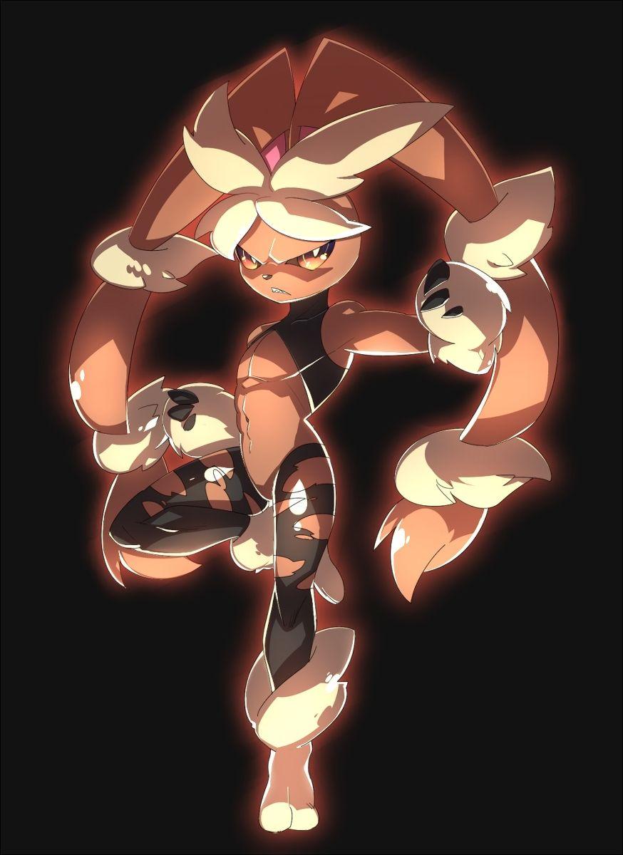 Mega Lopunny | Pokémon | Know Your Meme