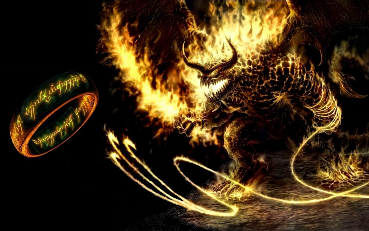 Balrog – Lord of the Rings Wallpaper (4801031) – Fanpop