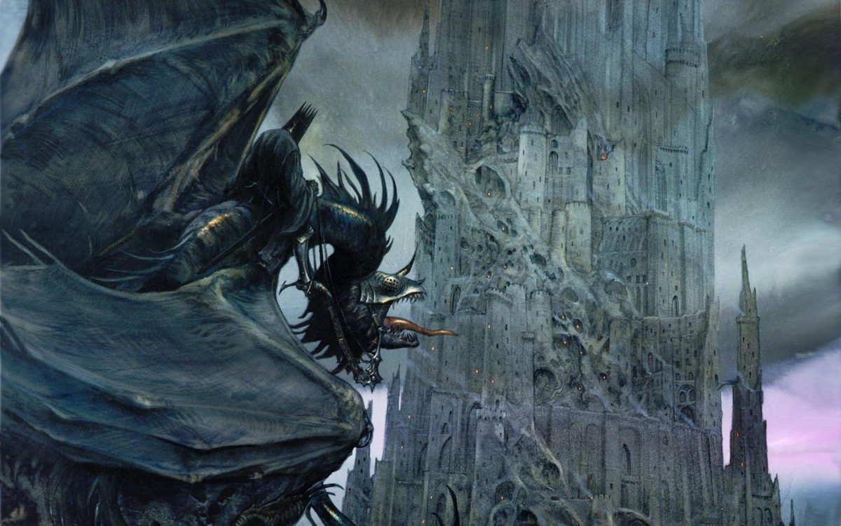 barad-dur-the-lord-of-the- …