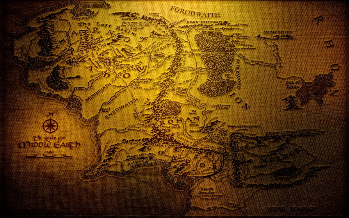 LOTR | Awesome Wallpapers