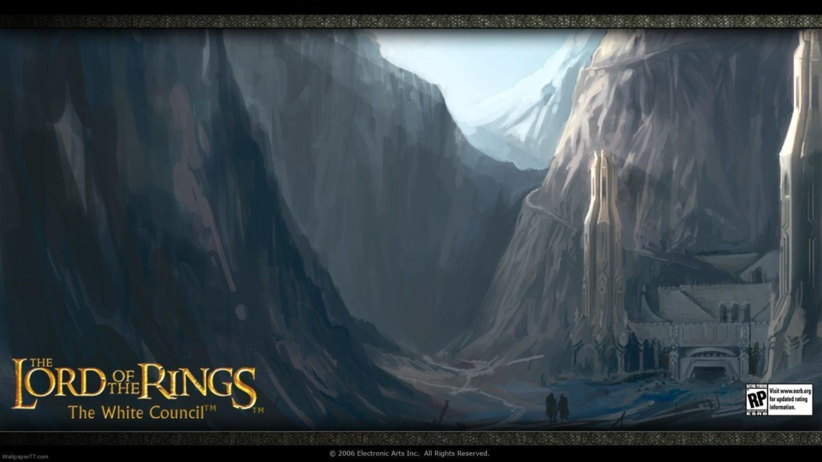 Lord Of The Rings wallpaper 237171