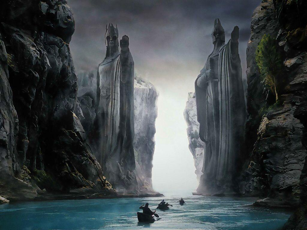 DeviantArt: More Like Lord Of the Rings wallpaper by JohnnySlowhand
