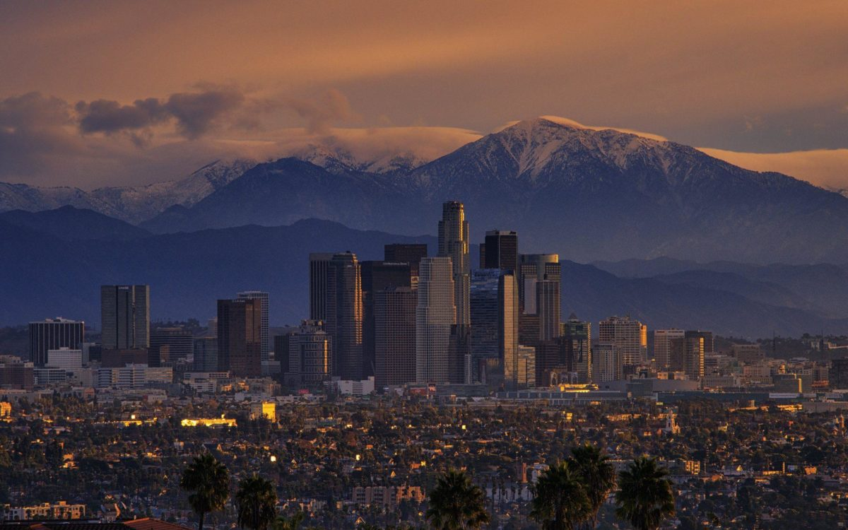28 Los Angeles HD Wallpapers | Backgrounds – Wallpaper Abyss