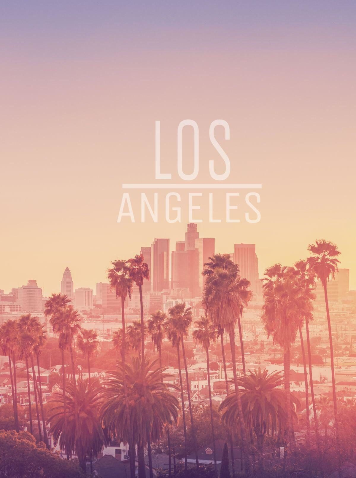 Los angeles wallpaper, Los angeles and Angeles on Pinterest
