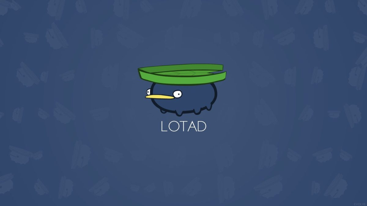 Lotad, Pokemon Wallpapers HD / Desktop and Mobile Backgrounds