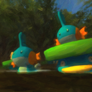 download Mudkip and Lotad in the Sandbox 3 by jedi201 on DeviantArt