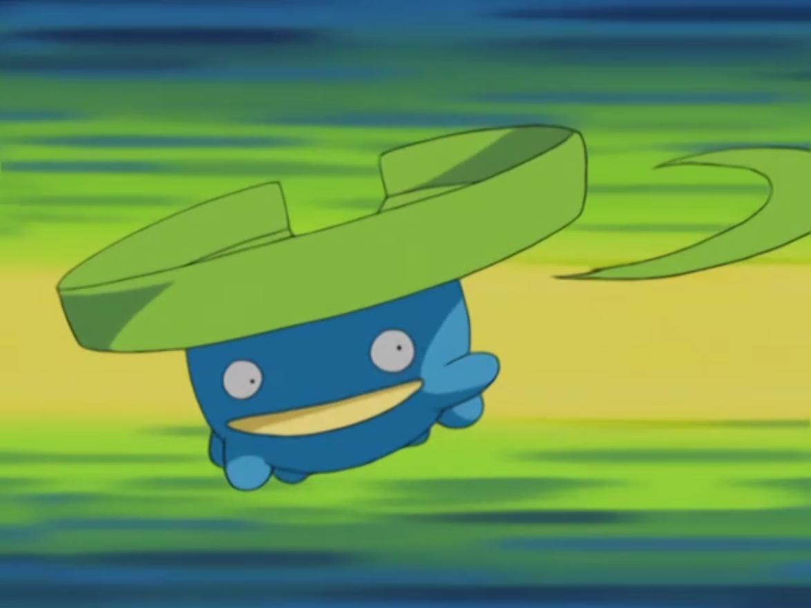 Image – Brock Lotad Razor Leaf.png | Pokémon Wiki | FANDOM powered …
