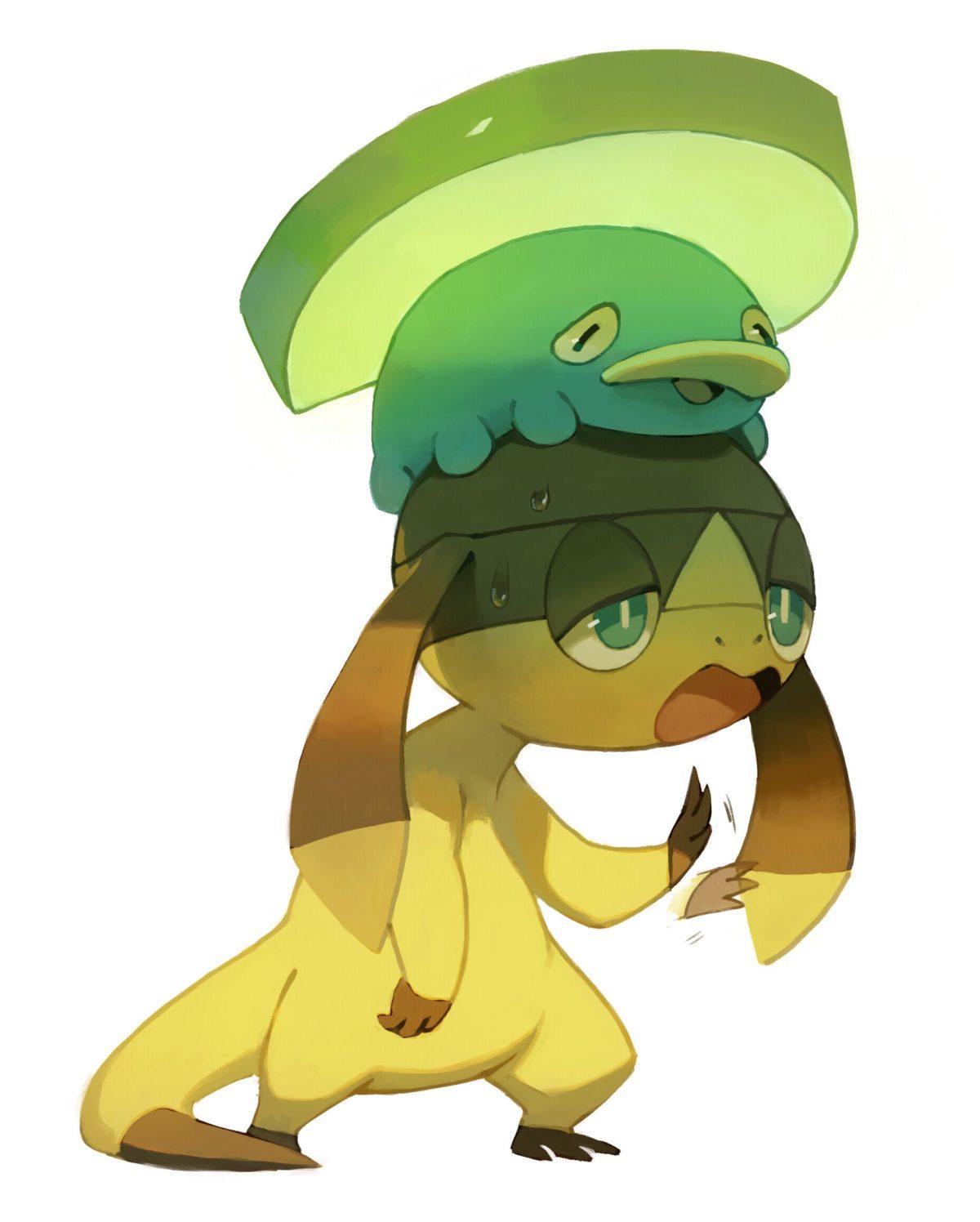 pokemon, helioptile, lotad | Pokémon! | Pinterest | Pokémon, Pokemon …