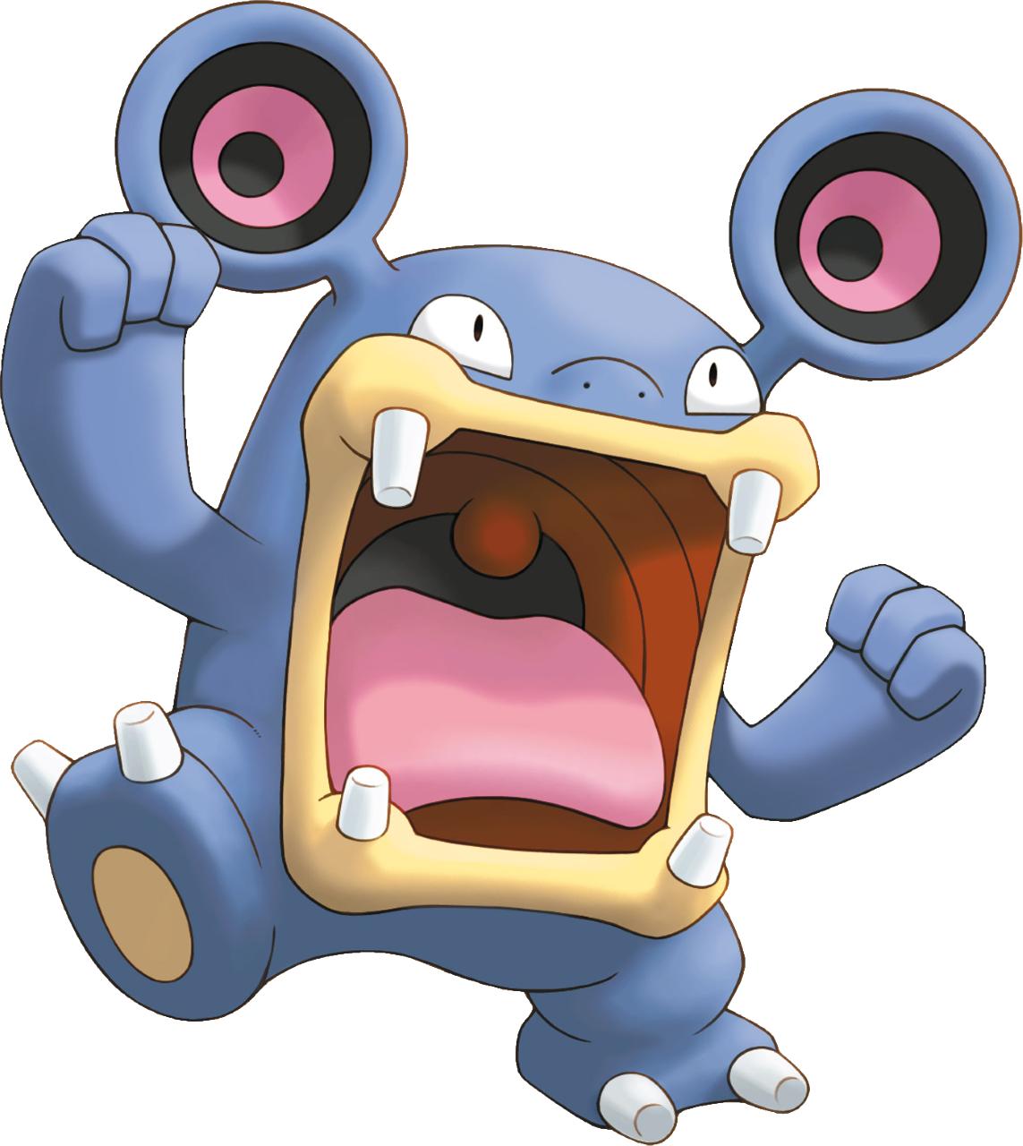 Loudred | Pokémon Wiki | FANDOM powered by Wikia