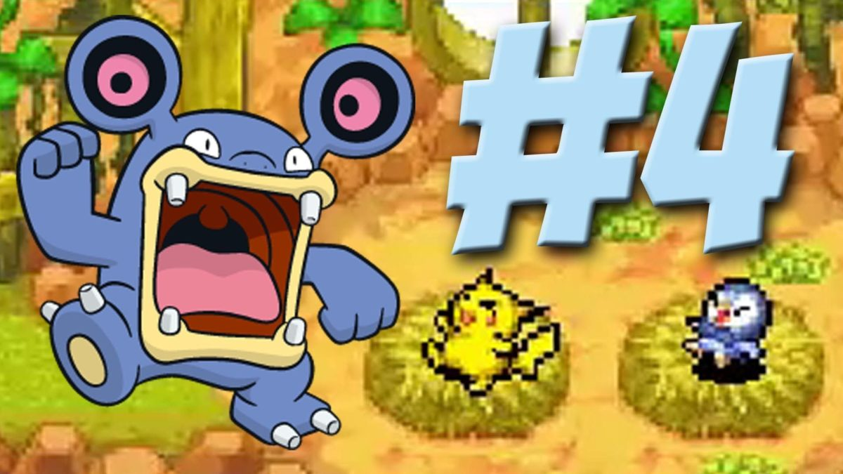 Pokémon Mystery Dungeon: Explorers of Time | Loud Loudred – Episode …