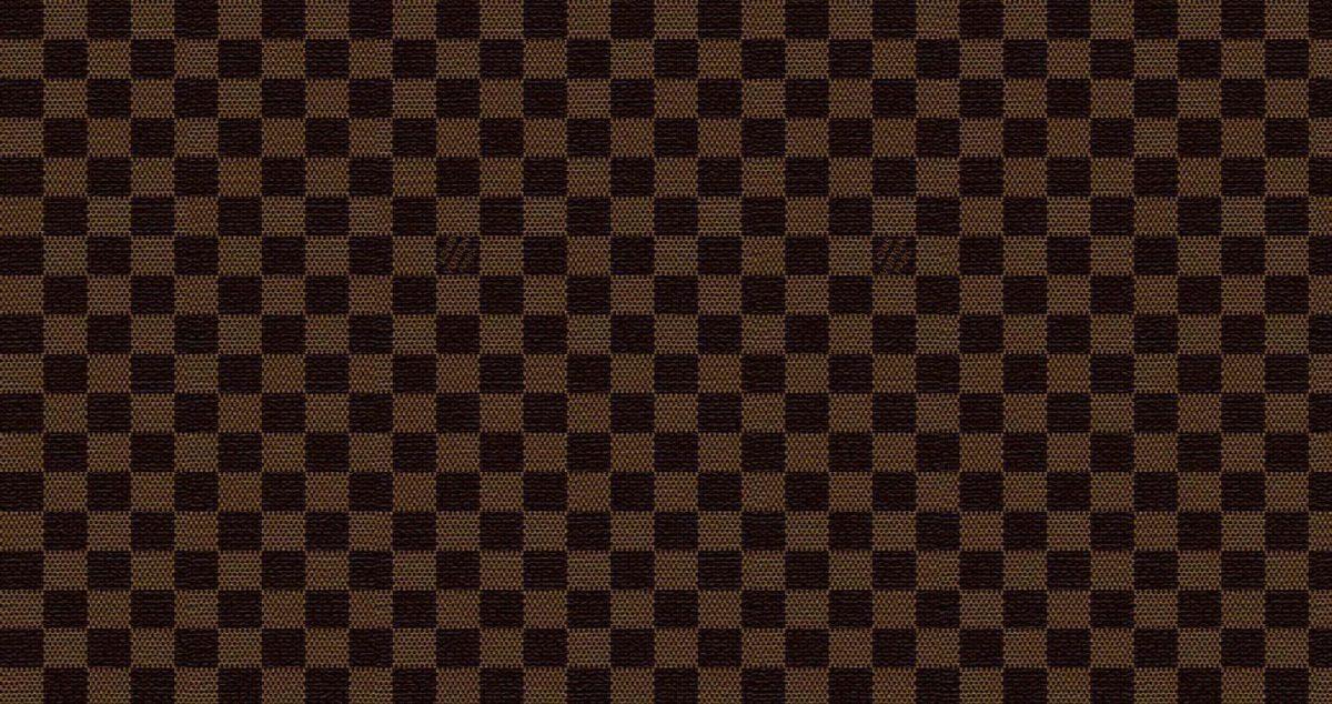 Wallpapers For > Louis Vuitton Damier Wallpaper