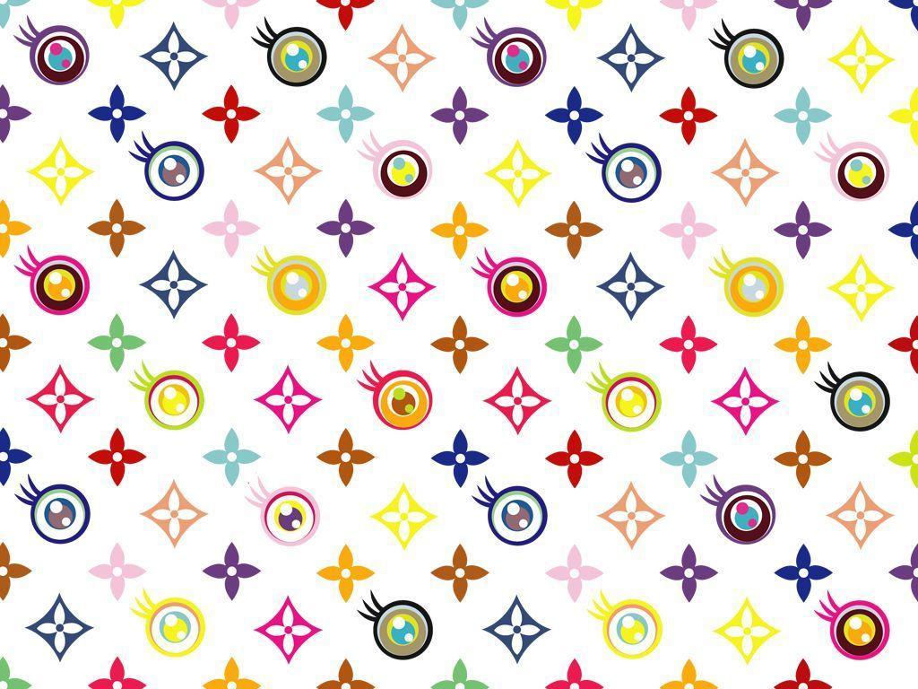 Wallpapers For > Louis Vuitton Wallpaper Pink