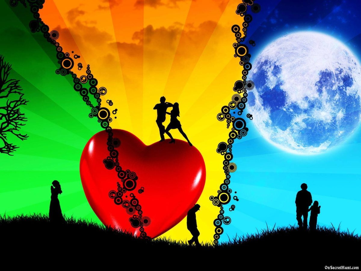 Love Background Hd Wallpapers | Free Desk Wallpapers