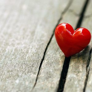 download Red Heart Love HD Wallpaper Desktop Backgrounds Free