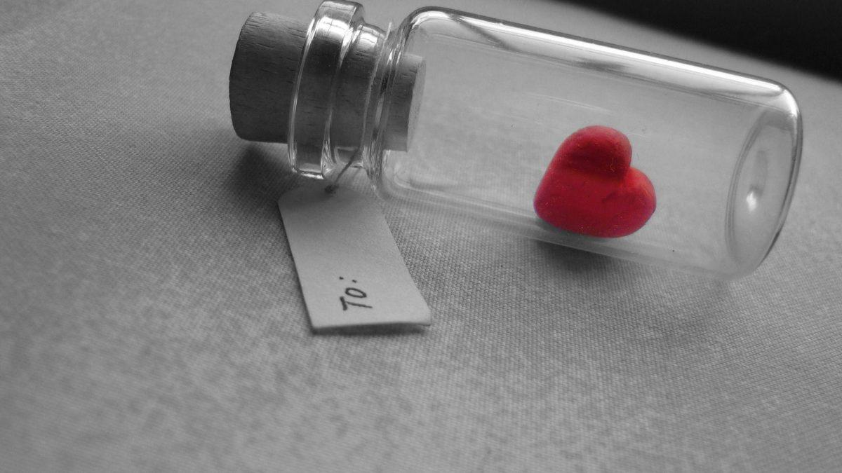 Love In a Bottle Wallpapers
