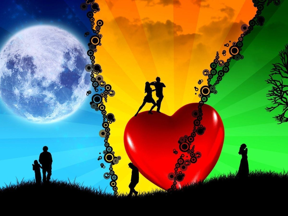 Wallpapers About Love