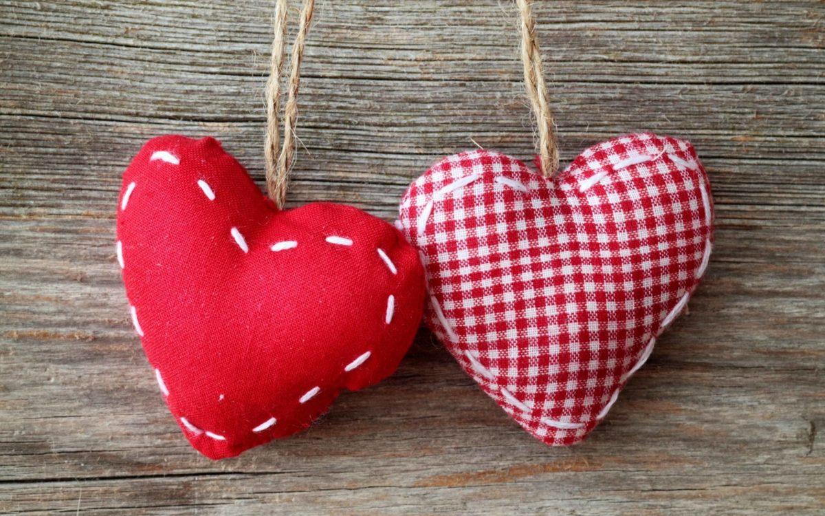 Hearts Love HD Wallpaper – FreeHDWalls
