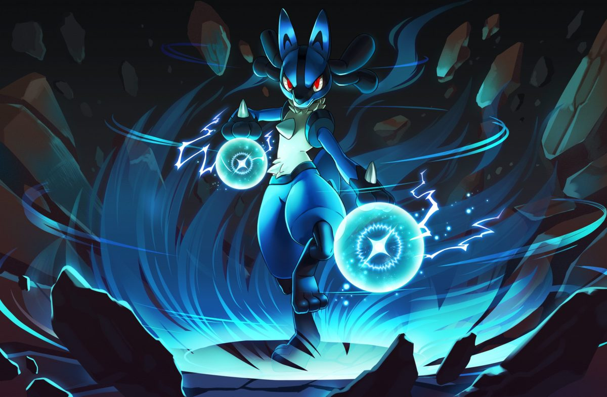 15 Lucario (Pokémon) HD Wallpapers | Background Images – Wallpaper Abyss
