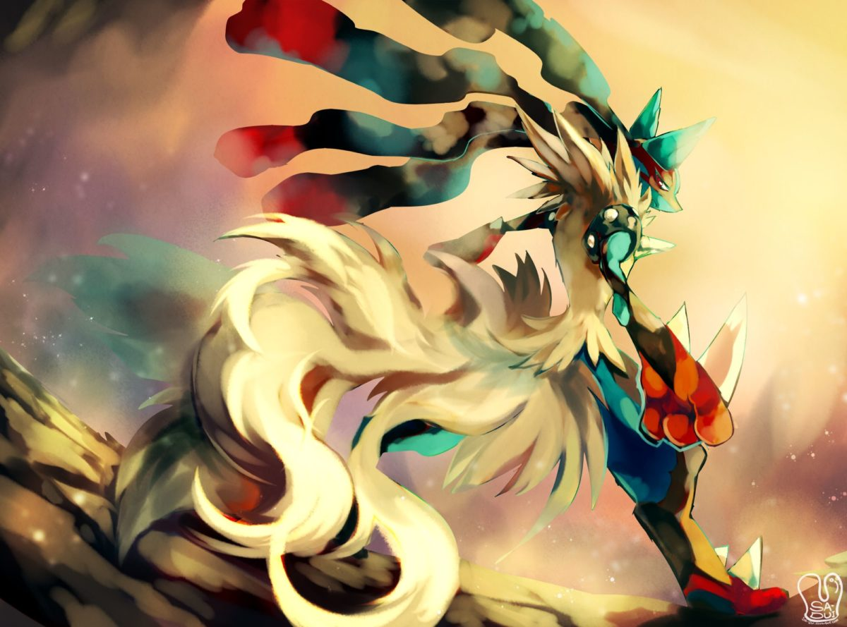 Mega Lucario Full HD Wallpaper and Background Image | 2000×1481 | ID …