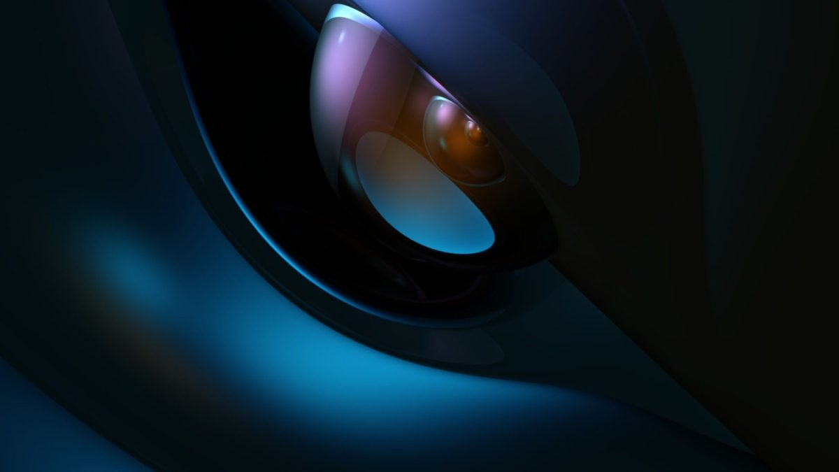 ScreenHeaven: Lucario abstract black dark digital art desktop and …