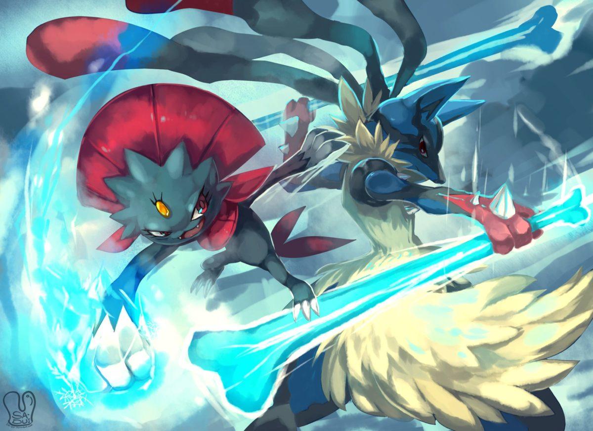 Pokemon Mega Wallpaper (78+ images)