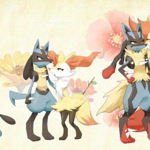 download Free Download Pokemon Lucario Wallpapers | PixelsTalk.Net