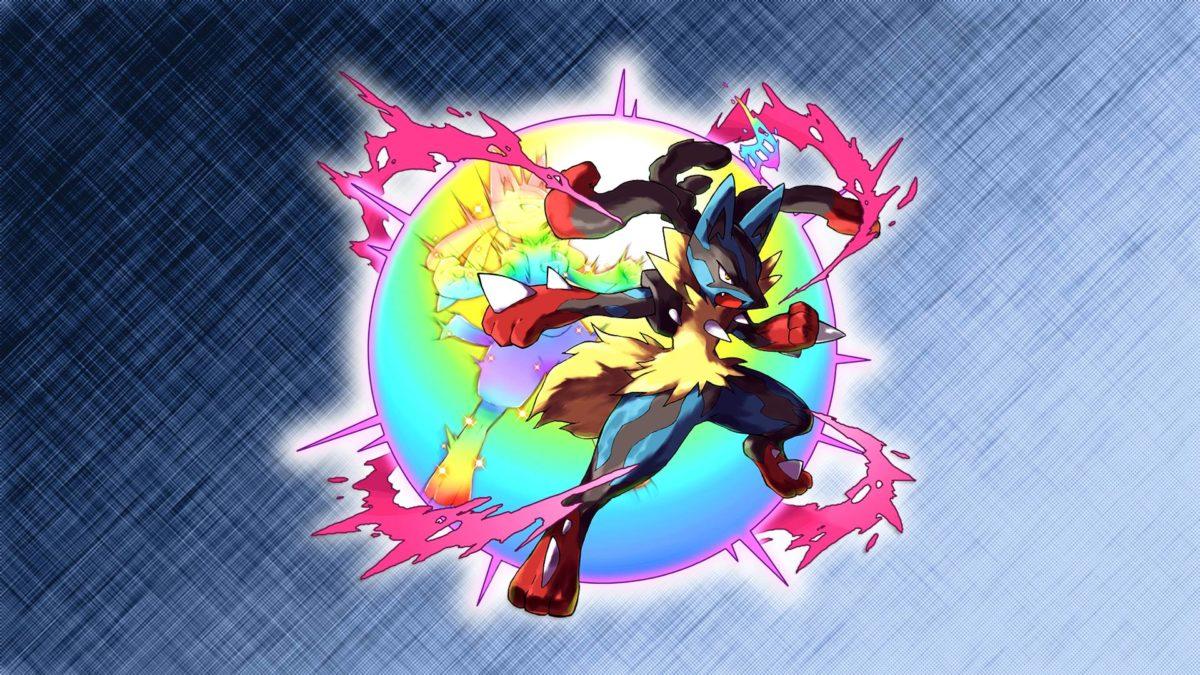 Image – Mega lucario wallpaper.jpg | Pokémon Wiki | FANDOM powered …