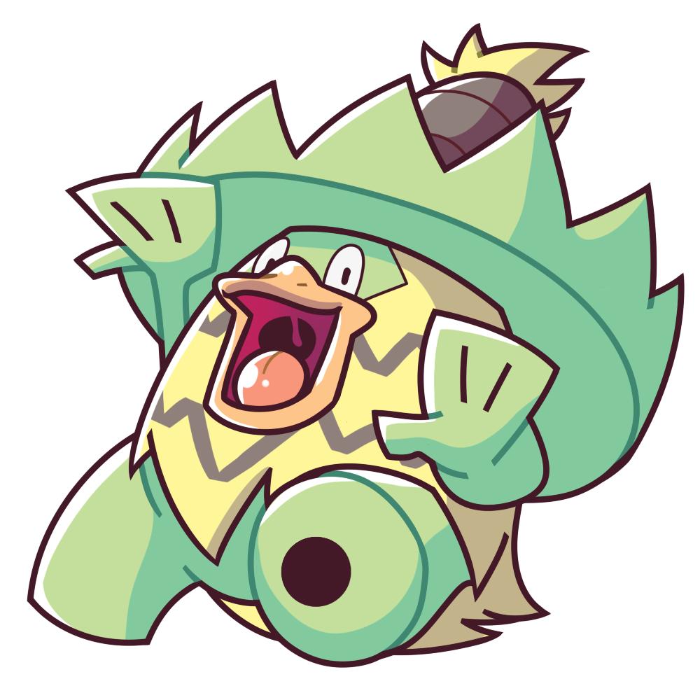 ludicolo | Tumblr | Fan Art | Pokémon | Pinterest | Pokémon